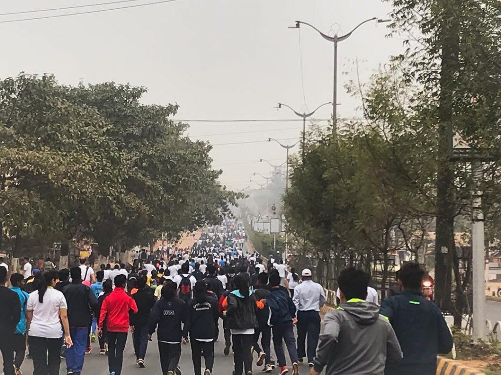 Mini Marathon by KIIT & KISS 2019